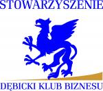 Logotyp Stowarzyszenia Dębicki Klub Biznesu
