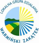 """Logotyp Lokalnej Grupy Działania """"Warmiński Zakątek"""""""