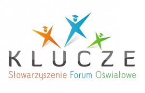 """Logotyp Stowarzyszenia Forum Oświatowe """"KLUCZE"""""""