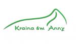Logotyp Stowarzyszenia Kraina św. Anny