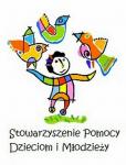 Logotyp Stowarzyszenia Pomocy Dzieciom i Młodzieży