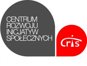Logotyp Centrum Rozwoju Inicjatyw Społecznych CRIS