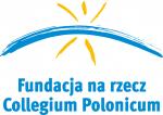Logotyp Fundacji na Rzecz Collegium Polonicum