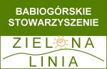 Logotyp Babiogórskiego Stowarzyszenia Zielona Linia