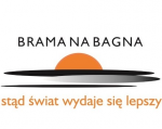 """Logotyp Lokalnej Grupy Działania """"Brama na Bagna"""""""