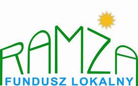"""Logotyp Funduszu Lokalnego """"Ramża"""""""
