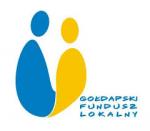Logotyp Gołdapskiego Funduszu Lokalnego