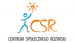 Logotyp Centrum Społecznego Rozwoju