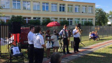 występ przedstawicieli Szkoły Muzycznej z Kozienic