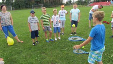 Zawody sportowe dla dzieci
