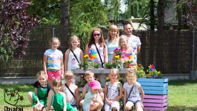 Warsztaty wakacyjne w gminie Strumień