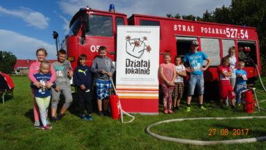 zawody strażackie dla dzieci
