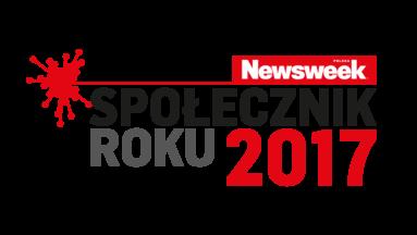 Logo społecznik roku 2017