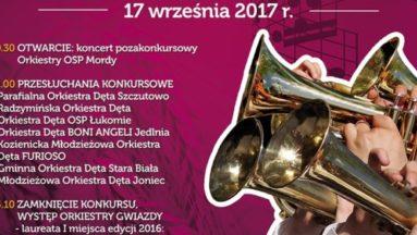 Program Finału Konkursu na najlepszą Orkiestrę Dętą Krajowej Sieci Obszarów Wiejskich w województwie Mazowieckim