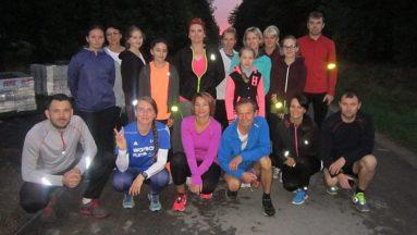 Bezpieczne bieganie w Gminie Żarki