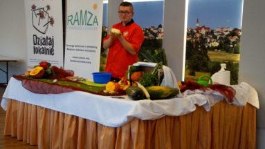 Mistrz polski juniorów w Carvingu - Dominik Bajer