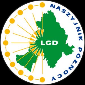 Logo Fundacja Lokalna Grupa Działania - Naszyjnik Północy