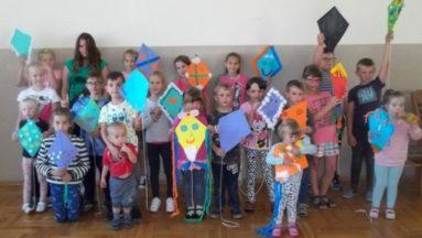 Twórcze zajęcia dla najmłodszych