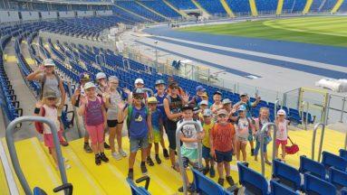 Stadion Śląski w Chorzowie - półkolonie letnie