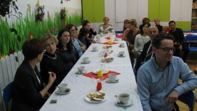 Mieszkańcy Przeworska podczas spotkania
