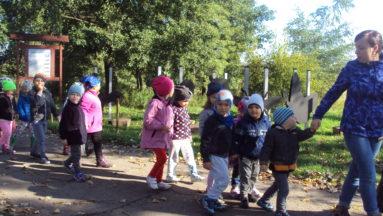 Dzieci na warsztatach
