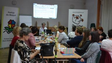 """Szkolenie """"Działaj Lokalnie"""" w Białobrzegach"""