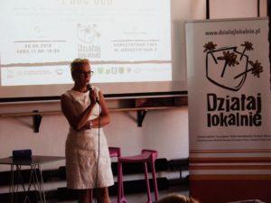 Waja Jabłonowska - była prezeska Fundacji Pokolenia