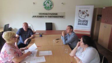 Posiedzenie Lokalnej Komisji Grantowej