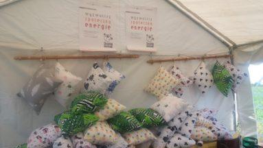 wystawa poduszek