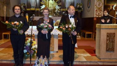 Marcin Werner - fortepian, Agnieszka Makówka - mezzosopran, Krzysztof Marciniak - tenor