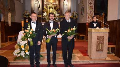 Robert Grudzień, Kamil Wrona oraz Olgierd Łukaszewicz