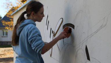 Tworzenie muralu