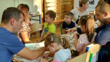 wzajemna wspólpraca dzieci i rodziców