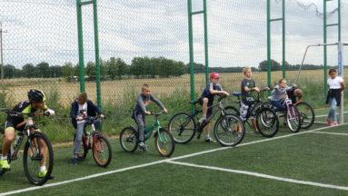 Zajęcia - warsztaty rowerowe dla dzieci z trenerem