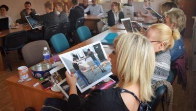 prezentacja zdjęć z realizacji projeków