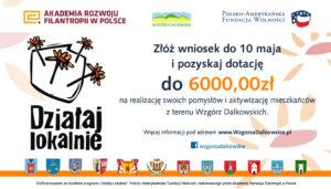 Więcej informacji nawww.WzgorzaDalkowskie.pl oraznafanpejdżu @wzgorzadalkowskie