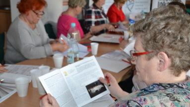 spotkali się liderzy z terenu powiatu białobrzeskiego