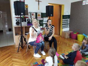 Zajęcia muzyczne dlaprzedszkolaków