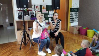 Zajęcia muzyczne dla przedszkolaków