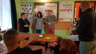 Spotkanie Głuchych z Radnym Miasta Skoczowa