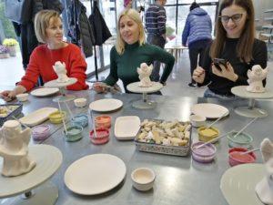 Warsztaty zprojektowania wzorów ceramicznych