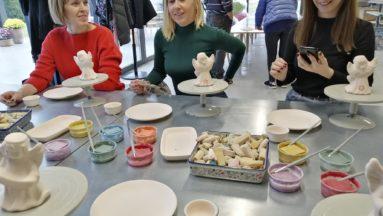 Warsztaty z projektowania wzorów ceramicznych