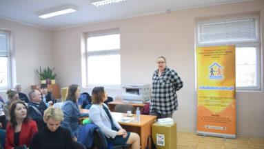 Przedstawiciel OSP w Przysiersku opowiada o zrealizowanym projekcie