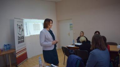 Przedstawiciel grupy nieformalnej mówi o rezultatach projektu