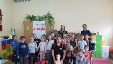 """Projekt """"Bezpieczni mieszkańcy Nagawczyny - ogólnodostępny defibrylator AED"""""""