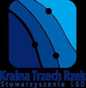 Logotyp Stowarzyszenia LGD Kraina Trzech Rzek