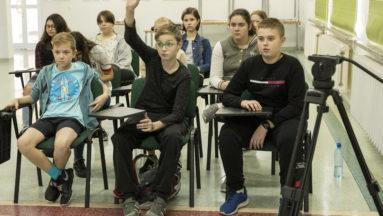 Na zdjęciu widać uczestników warsztatów