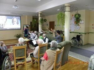 podczas spotkania odbyło się także narodowe czytanie
