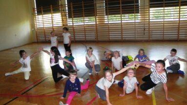 Dzieciaki z Krzeszowa gotowe na zajęcia