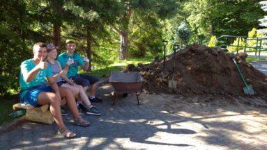 budowa ogrodu i szklarni